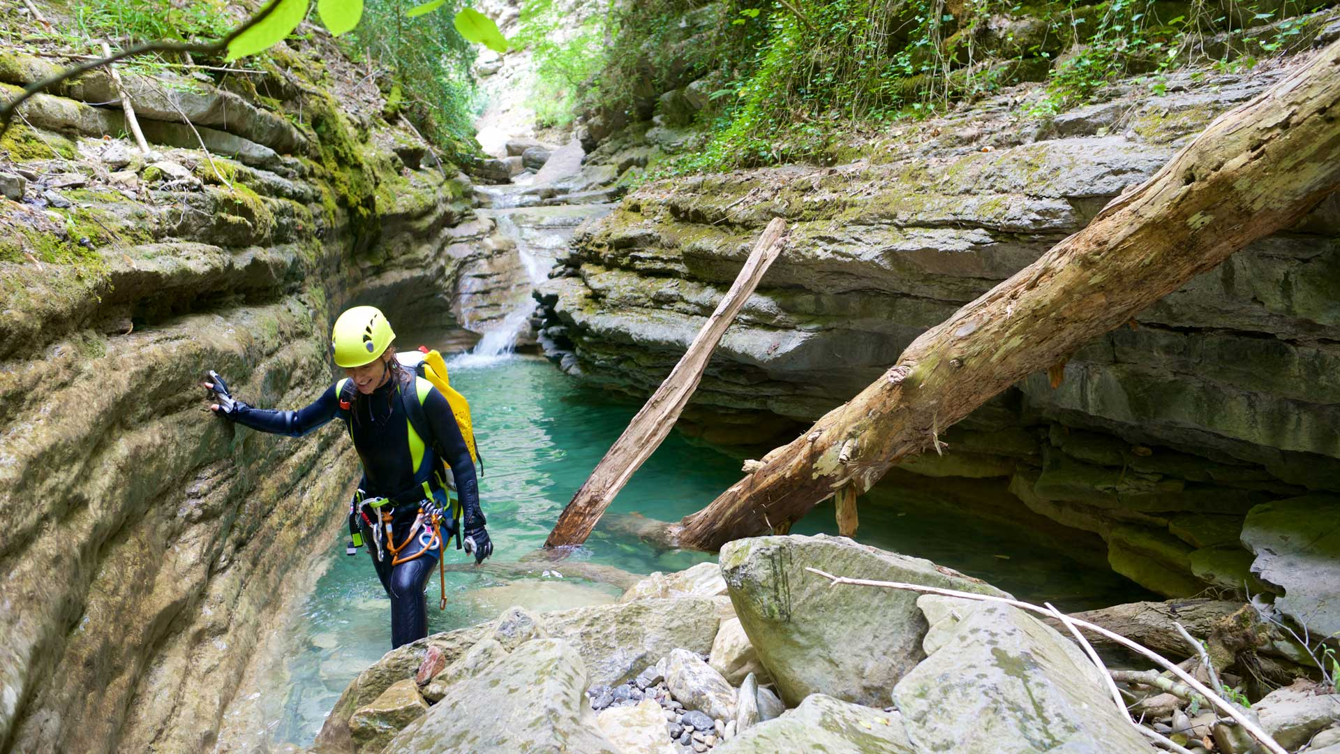 Canyoning sulle Dolomiti, Active & Family Hotel Castel Pietra
